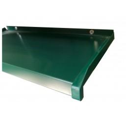 Відлив Металевий - Зелений