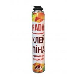 Клей-Піна монтажна професійна RADA