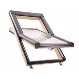 Мансардне вікно Designo R45 (ручка знизу)