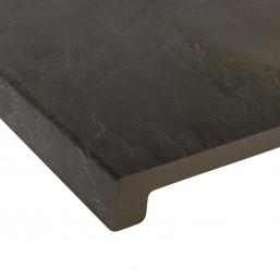 Підвіконня Topalit Mono Design Темний Камінь